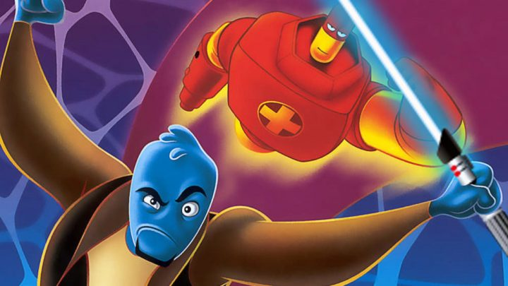 George Lucas's Lost Star Wars Trilogy Was Basically 'Osmosis Jones'