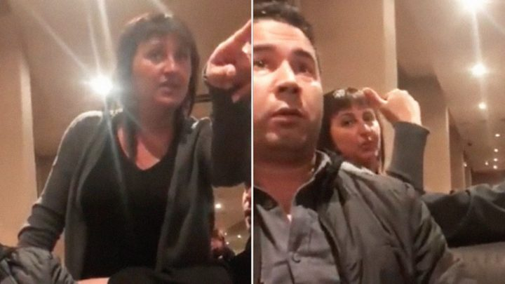 The Woman Who Went on a Racist Tirade at Denny's Got Her Job Back