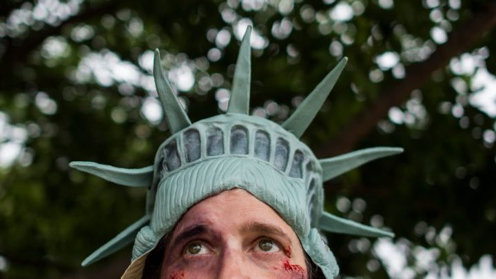 America Is Too Messed Up for Anyone to Be 'Civil'