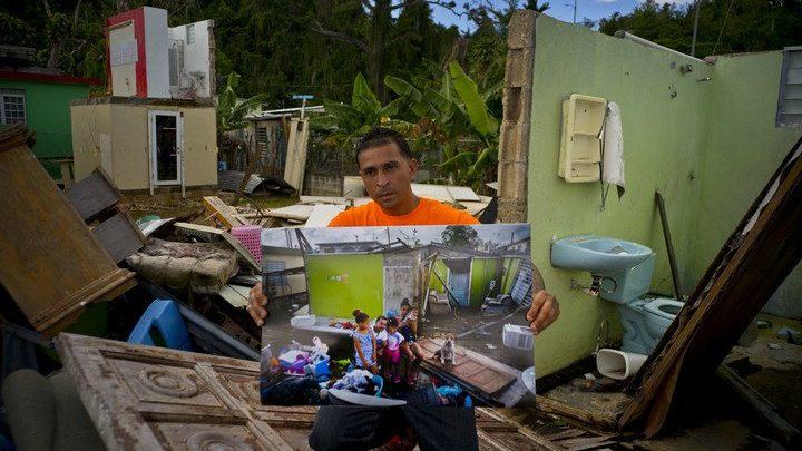 Nine Months After Hurricane Maria, Congress Isn't Doing Much to Help
