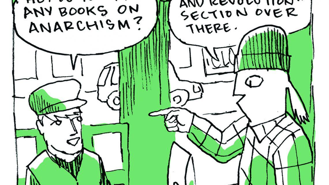 'Young Comrade,' Today's Comic by Lane Milburn