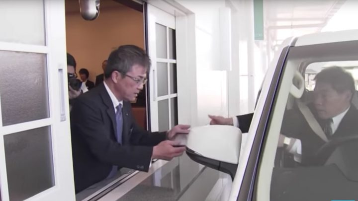 Drive-Thru Funerals Are Now a Thing in Japan