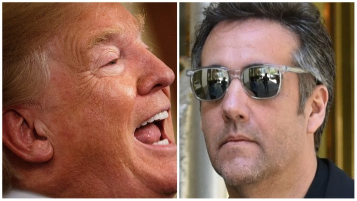 A Lawyer Told Us How the Cohen Tapes Could Hurt Trump