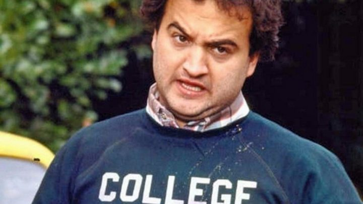 Celebrate the 40th Anniversary of 'Animal House' by Tossing It in the Trash