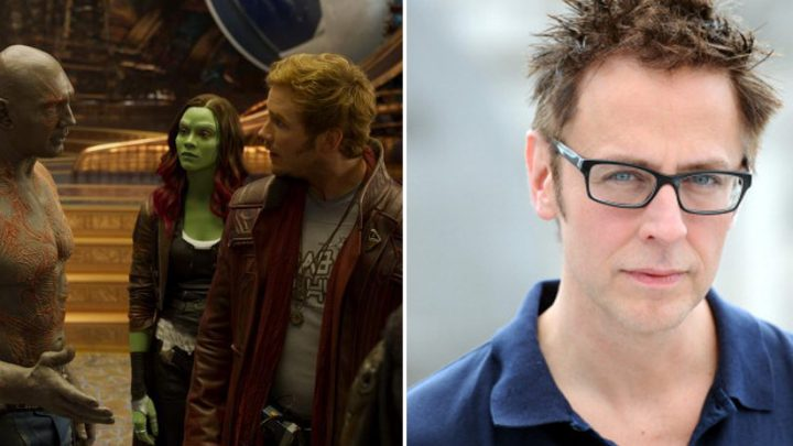 The Director of 'Guardians of the Galaxy 3' has Been Fired Over Old Tweets