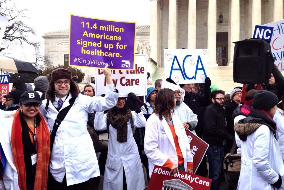 The States Attacking Obamacare Have a Lot to Lose