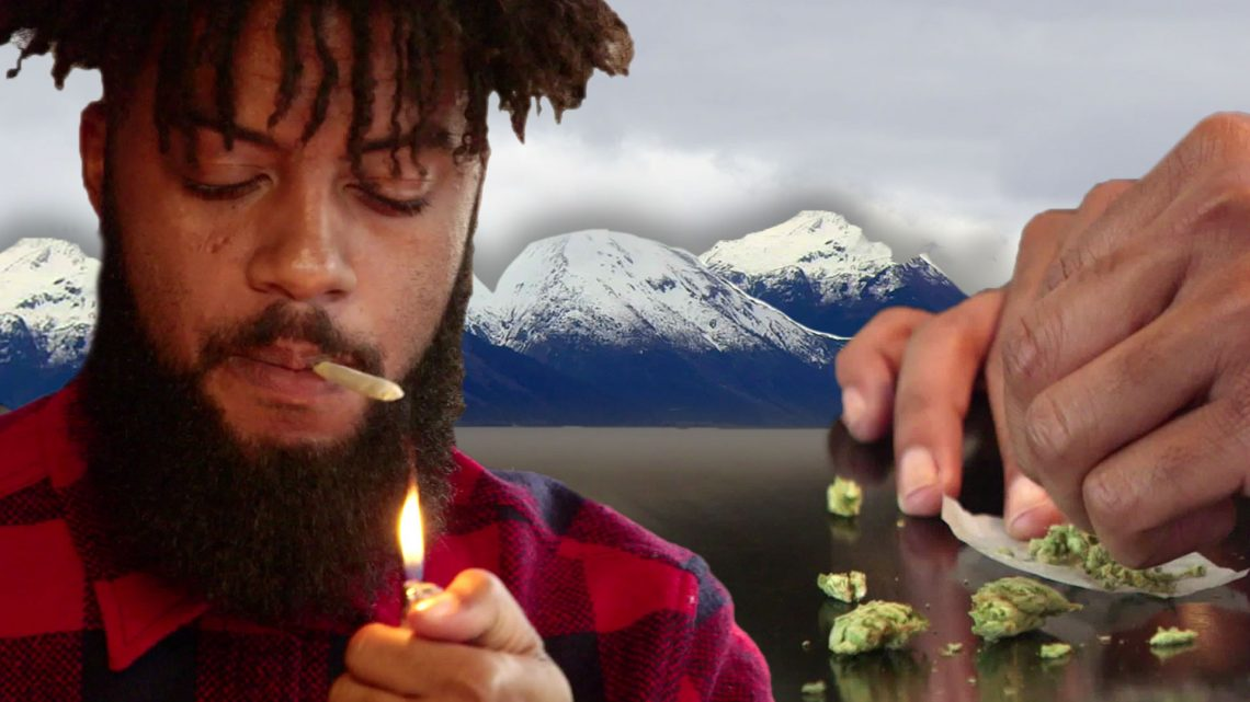 What to Do in Alaska When You're High AF