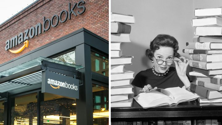 No, Amazon Cannot Replace Libraries