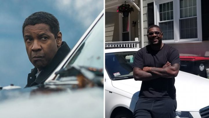 I Taught Denzel How to Drive a Lyft for His New Movie