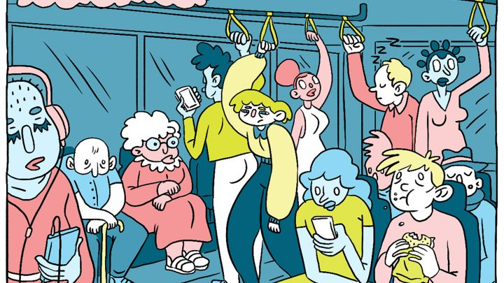 'Vines Mania,' Today's Comic by Line Hoj Hostrup