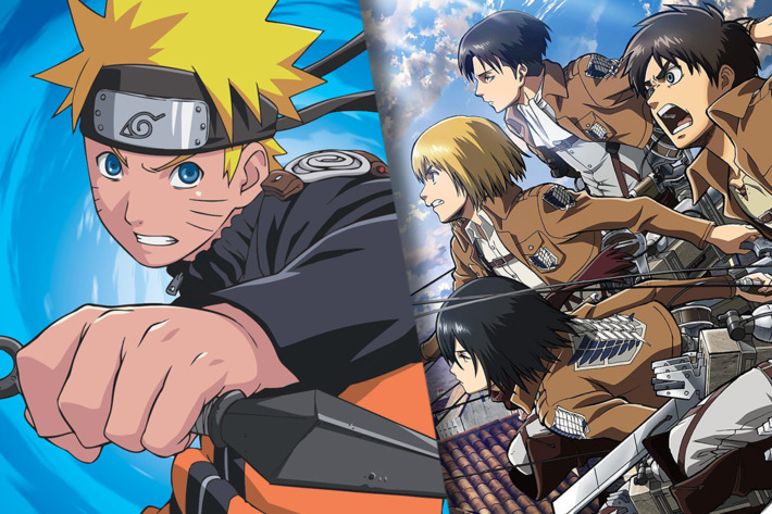 The Best Netflix Anime Shows to Binge Watch While High