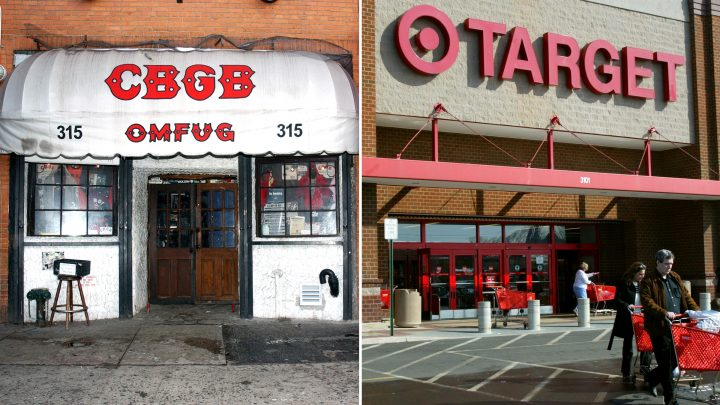 The 'Punk' CBGB-Themed Target Is Peak Late Capitalism