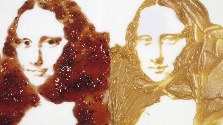 This Artist Recreates Iconic Images Out of Trash, Toys, and Chocolate Syrup
