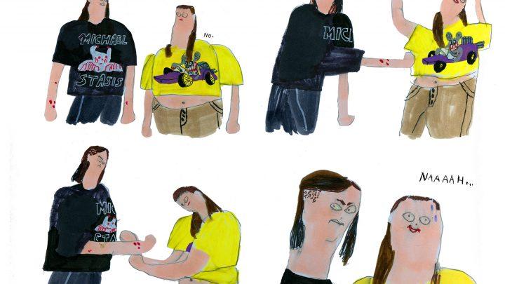 'Bedbugs,' Today's Comic by Tara Booth