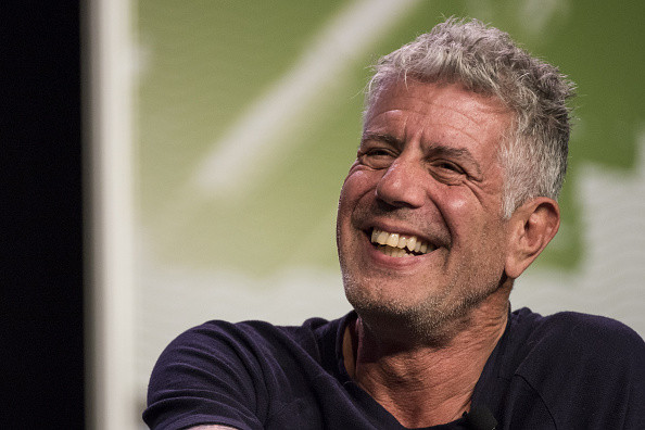 Anthony Bourdain Is Getting His Own Feature-Length Documentary