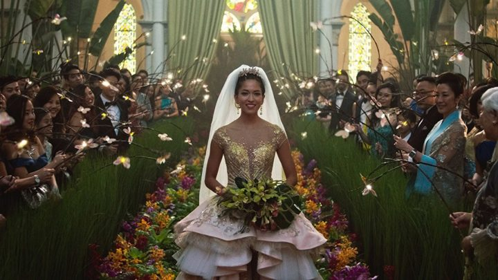 'Crazy Rich Asians' Is an Opulent, Over-the-Top Piece of Film History