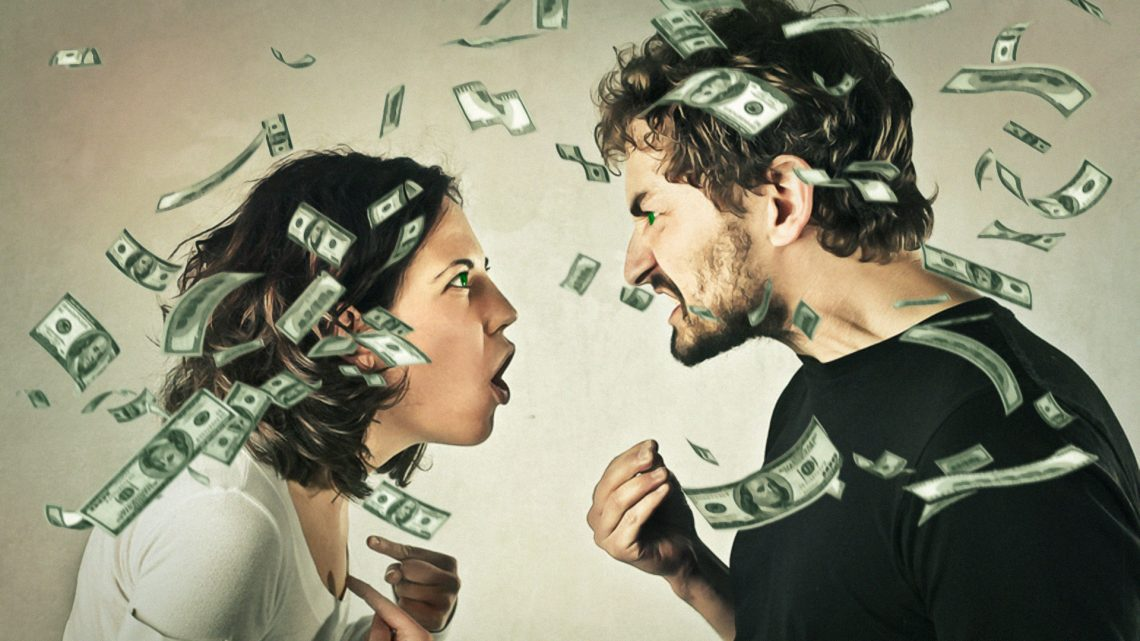 Couples with Big Income Gaps Talk About Their Money Problems