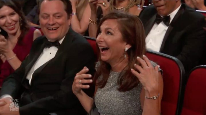 The Biggest Winner at the Emmys Was This Guy Who Proposed