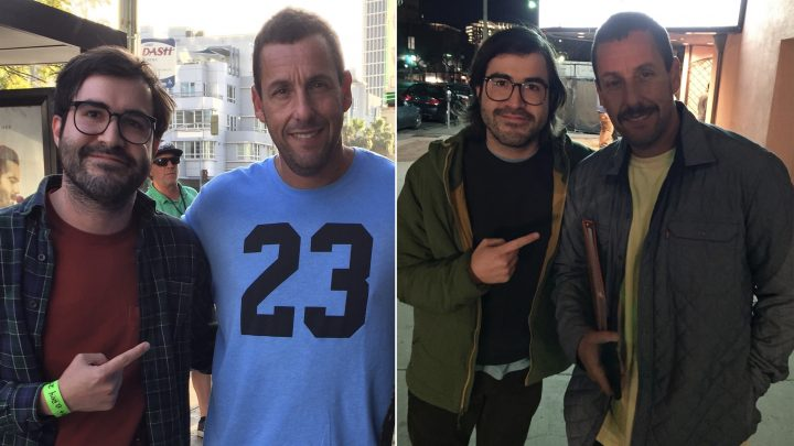 This Guy Watched an Adam Sandler Movie Every Day for an Entire Year