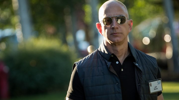 'The Child Will Be the Customer' at Jeff Bezos's Totally Normal Preschool