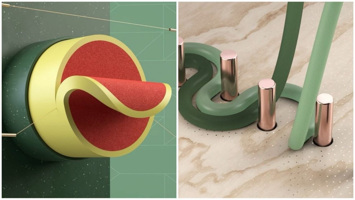 Andreas Wannerstedt's 'Oddly Satisfying' Animations Are Internet Gold