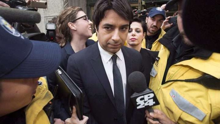 Accused Abuser Jian Ghomeshi Doesn't Deserve Anyone's Pity