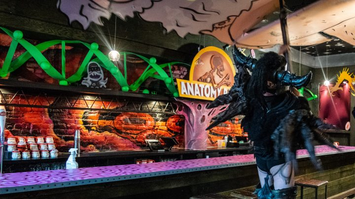 I Wrecked That 'Rick and Morty' Bar with GWAR