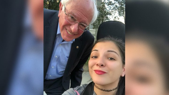 Bernie Sanders Saved a Girl's Life by Yelling 'Please Get Out of the Street!'