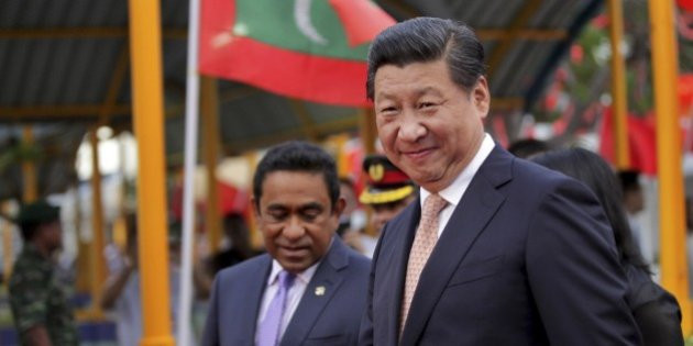 American Meddling in the Maldives is Aimed at China