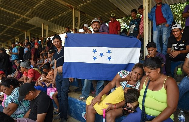 Inside the Corruption and Repression Forcing Hondurans to Flee to the US