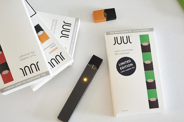 It's About to Get a Lot Harder to Buy Flavored Juul Pods
