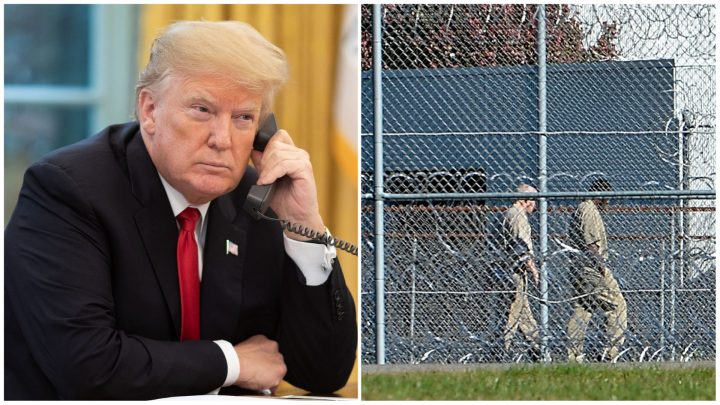 What Inmates Are Saying About Trump's Plan to Shorten Prison Sentences