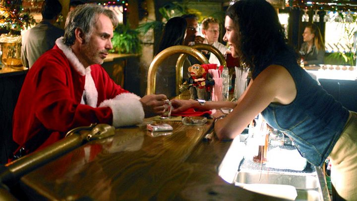 'Bad Santa' Is a Heartwarming Holiday Film About Overcoming Male Impotence