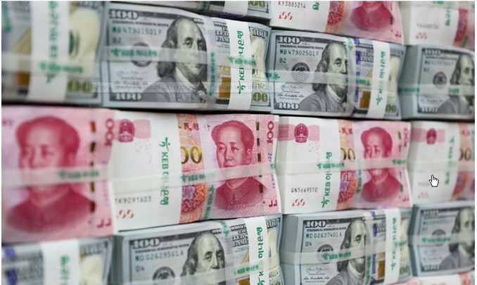 China's Currency Bluff to Stop Capital Flight