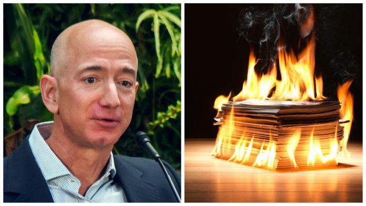 Instead of Giving Billions to Amazon, We Could Just Cancel Student Debt