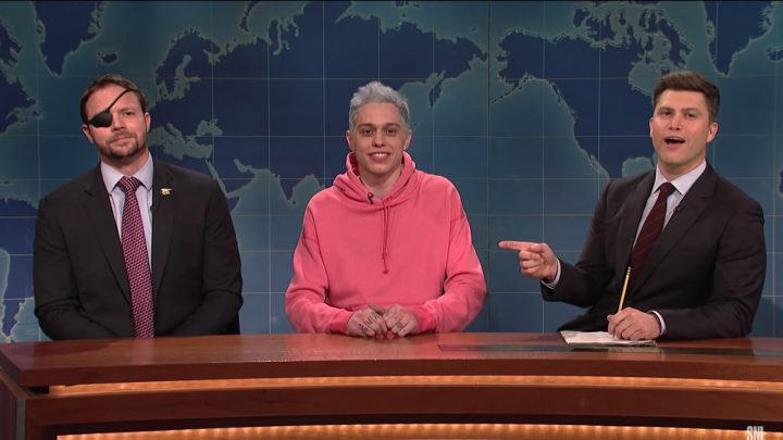 Pete Davidson's SNL Apology Was a Mess