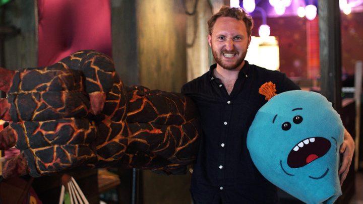Watch GWAR Mercilessly Demolish a 'Rick and Morty'-Themed Bar