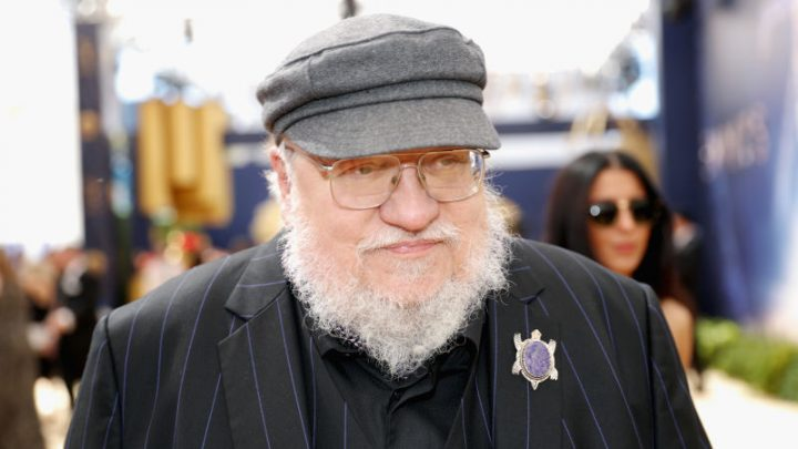 George R.R. Martin Is Hiding in a Cabin So He Can Finally Finish the Next 'GoT' Book
