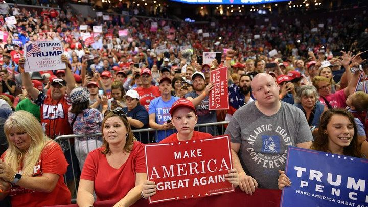 Why Trump's Youngest Fans Still Follow Him