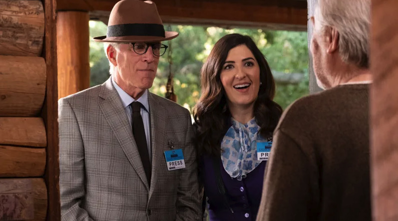 The Best Thing on TV This Year Was: 'The Good Place'