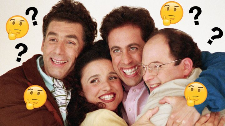 What's the Deal with the 'Seinfeld' Characters' Ages? An Investigation