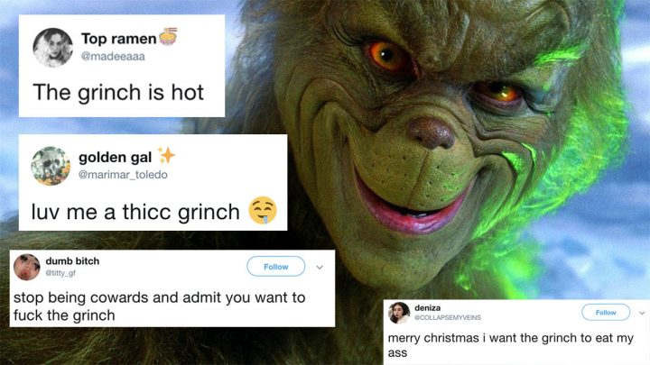 People Want to Fuck the Grinch