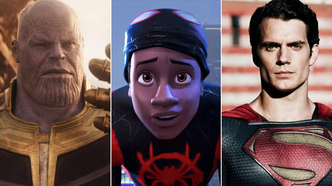 What Superhero Movies Can Learn from 'Into the Spider-Verse'