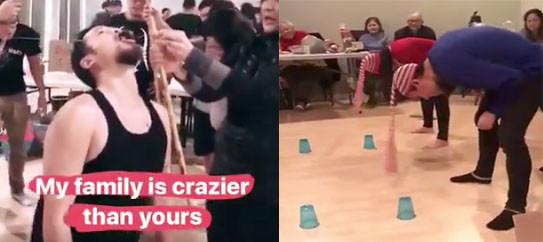 This Family Won Christmas with Their Wholesome White Elephant Gift Exchange