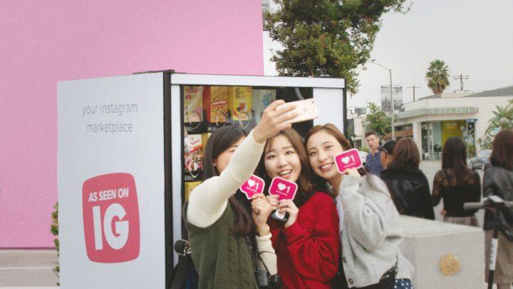 A Subversive Instagram Vending Machine Just Hit Los Angeles