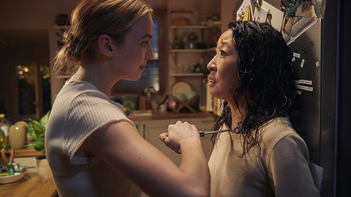 The Best Thing on TV This Year Was: 'Killing Eve'