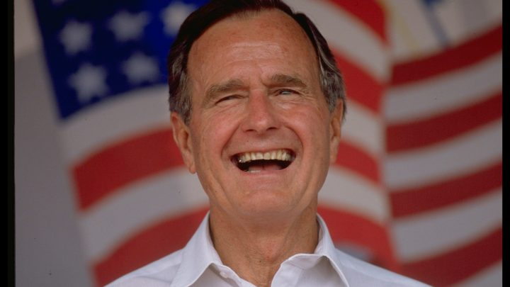 Let George H.W. Bush and the WASP Establishment Die