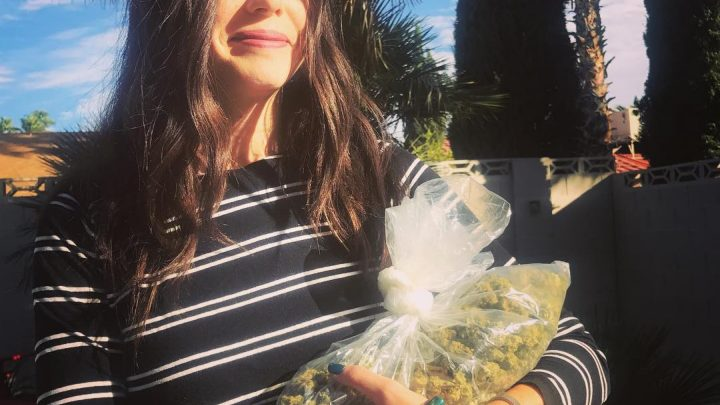 Consumption Report: A Week of Weed with Rachel Wolfson