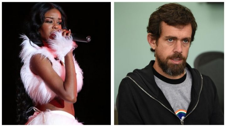 So Maybe Twitter's CEO Did Ask Azaelia Banks for a Magical Amulet?