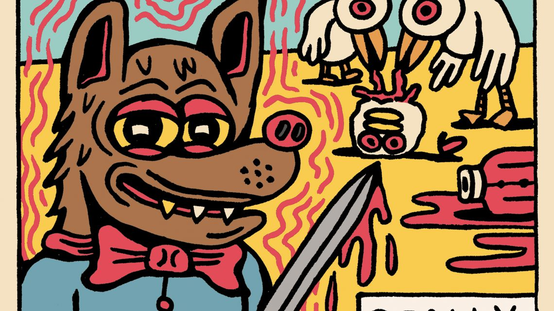 'Happiness Is Hard to Find,' Today's Comic by Rob Corradetti
